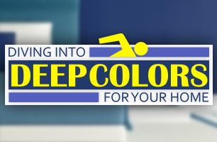 Diving Into Deep Color For Your Home -Inspirations| Behr Paint #BEHRPaint #Paint #Bold