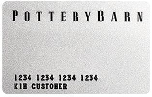 comenity bank cards pottery barn