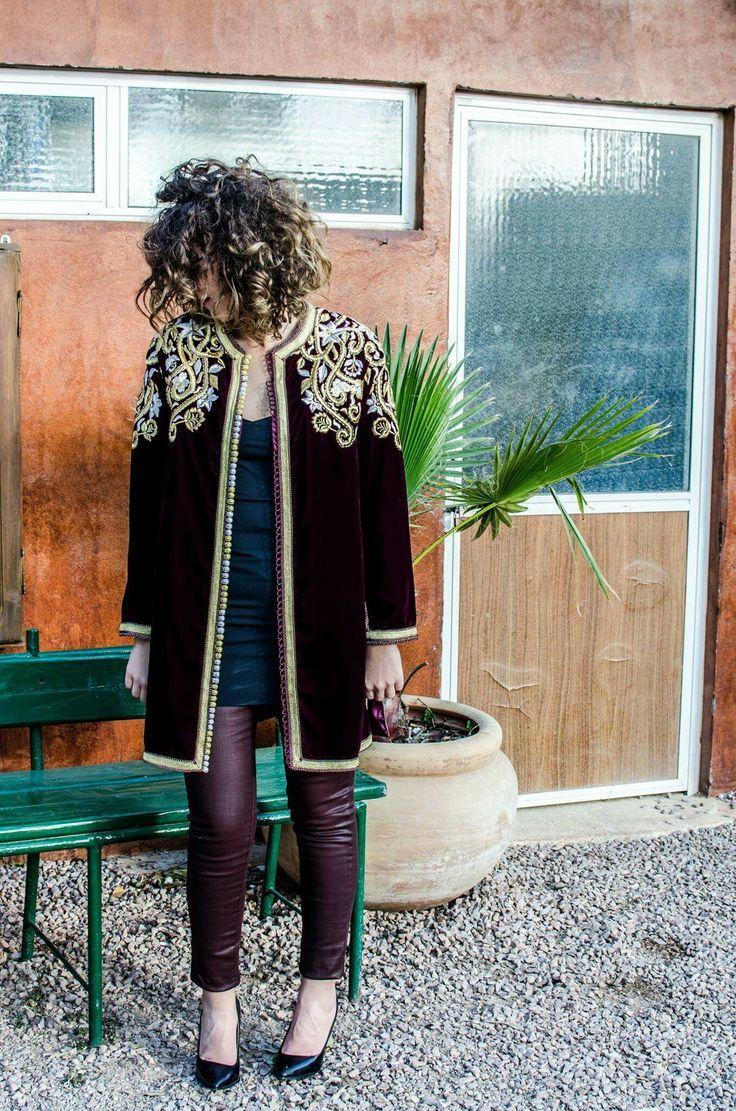nice Jabadour jacket...