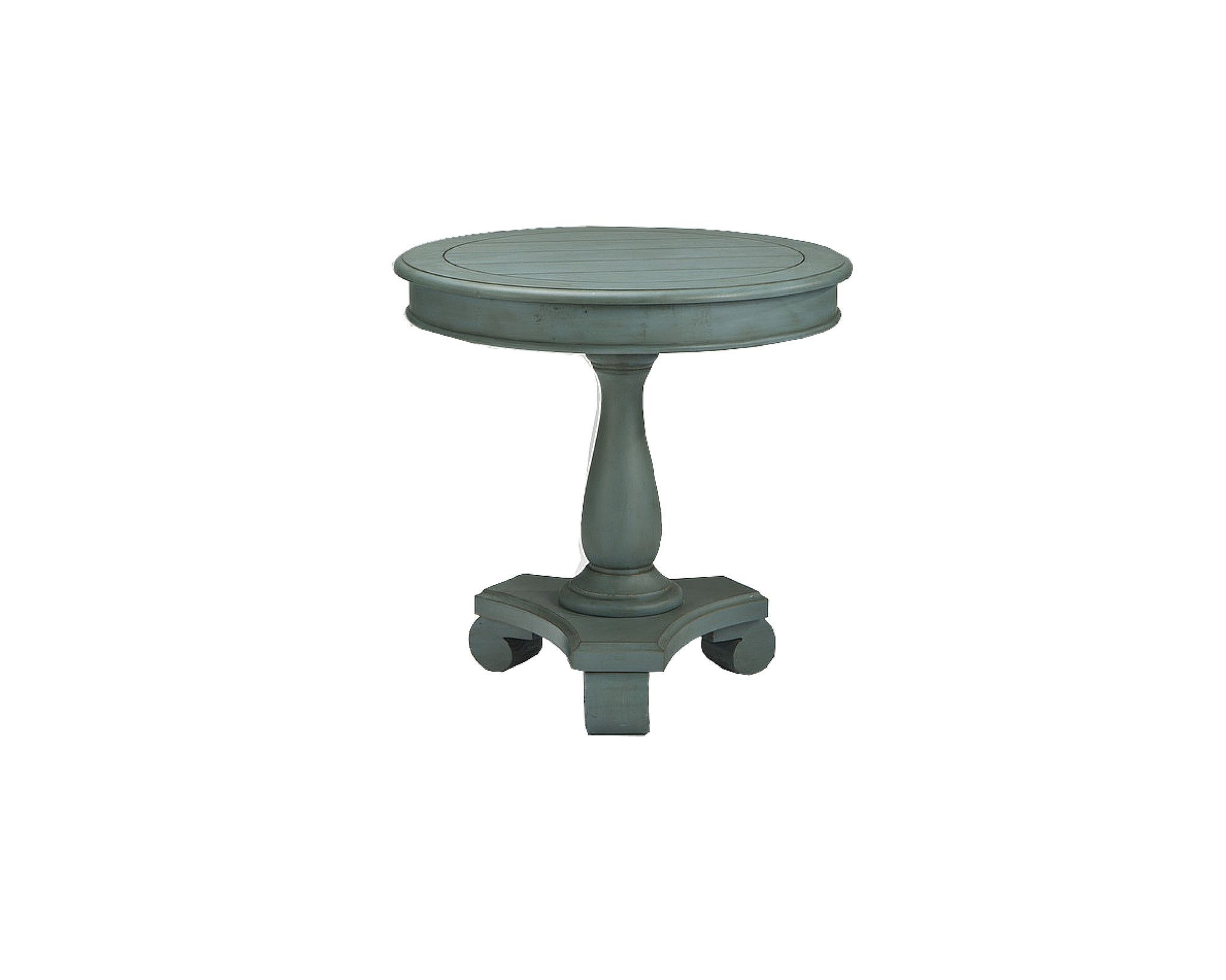 Mirimyn Soft Blue Accent Table