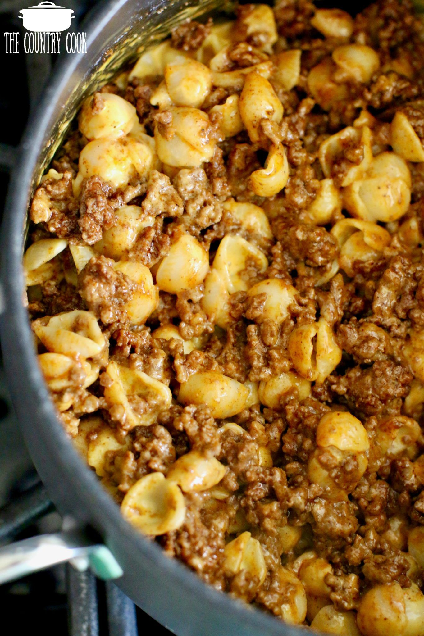 Easy taco macaroni and cheese #tacomacandcheese