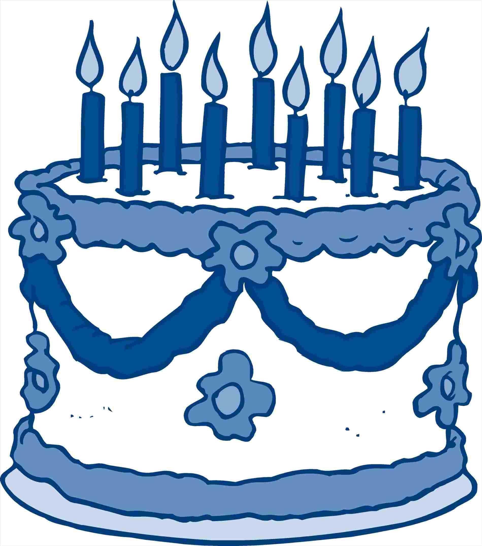 25 Best Image Of Birthday Cake Clipart Black And White Happy Wishesrhhappybestwishescom Blank