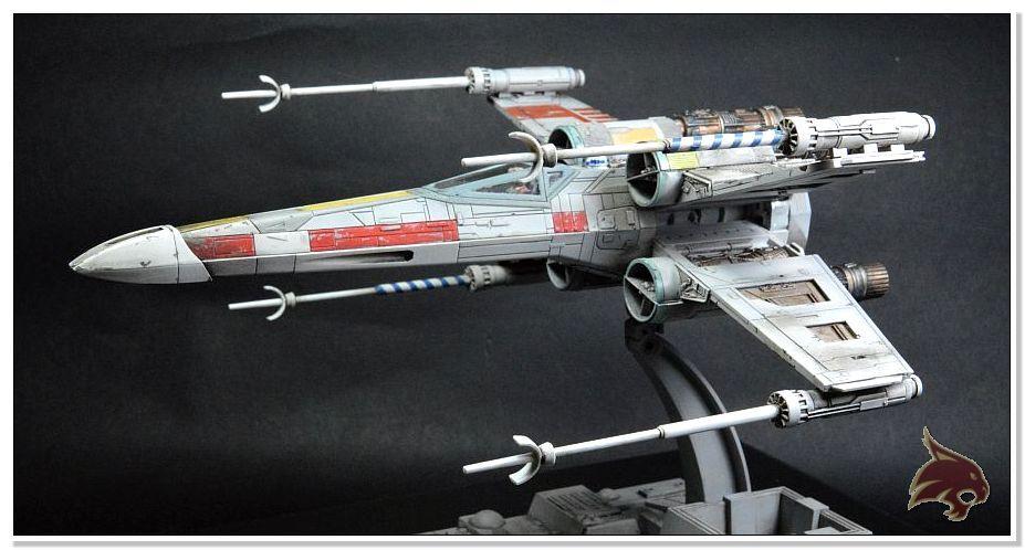 Ala X X Wing Star Wars Bandai 1 72 Star Wars Fans Star Wars Models X Wing