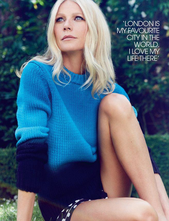 Gwyneth paltrow people magazine phrase something