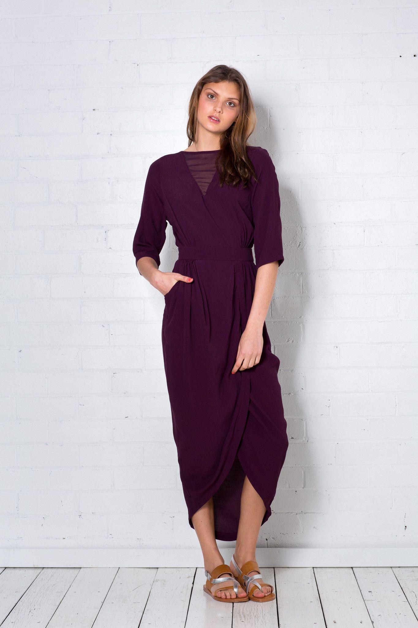 Planner Dress 3/4 Sleeve | Personal style | Pinterest