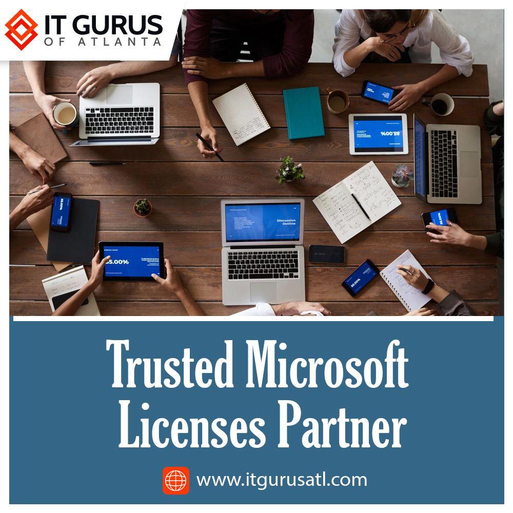Trusted Microsoft Licenses Partner in 2020 Microsoft