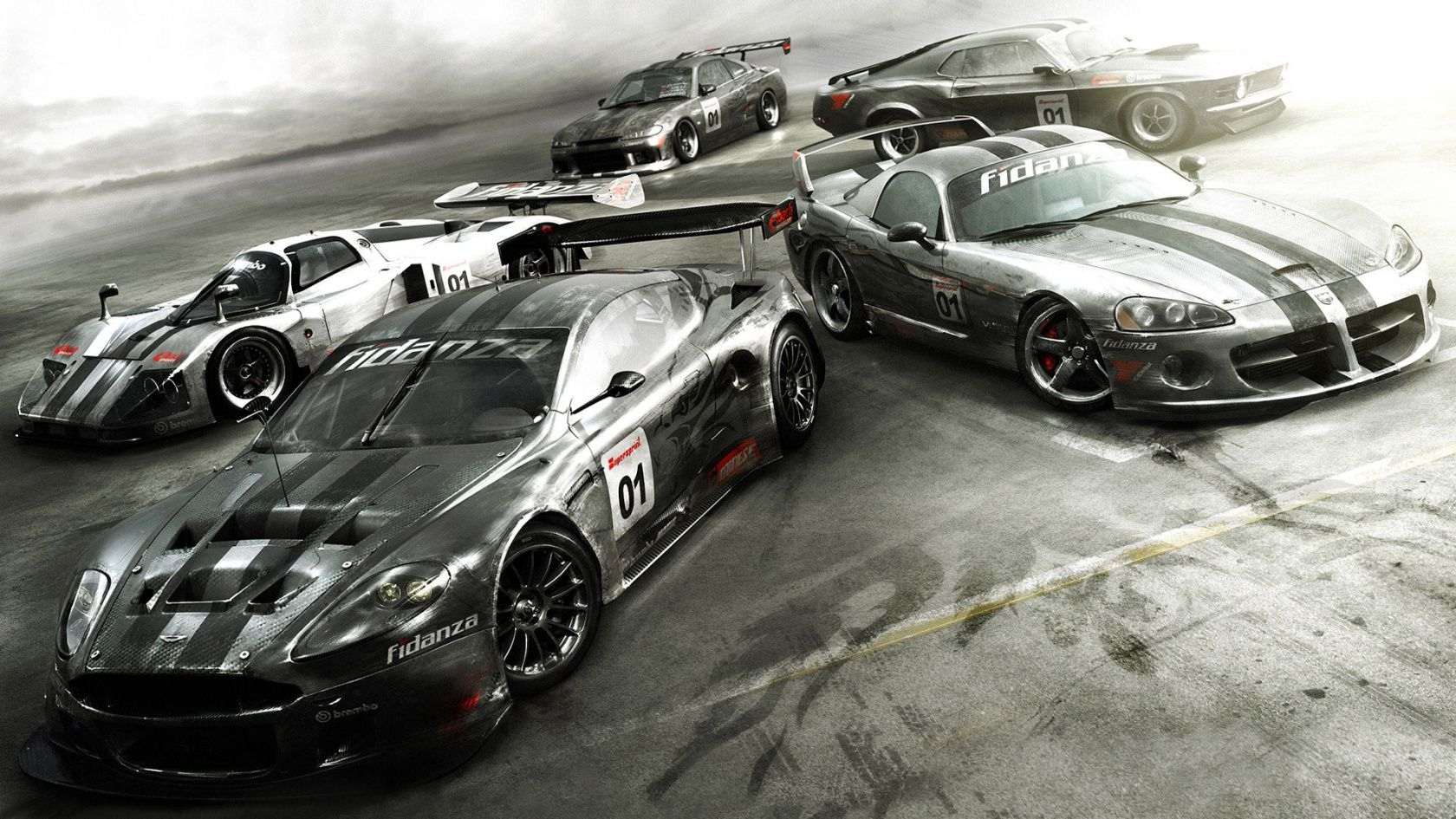 Cool car wallpapers collection