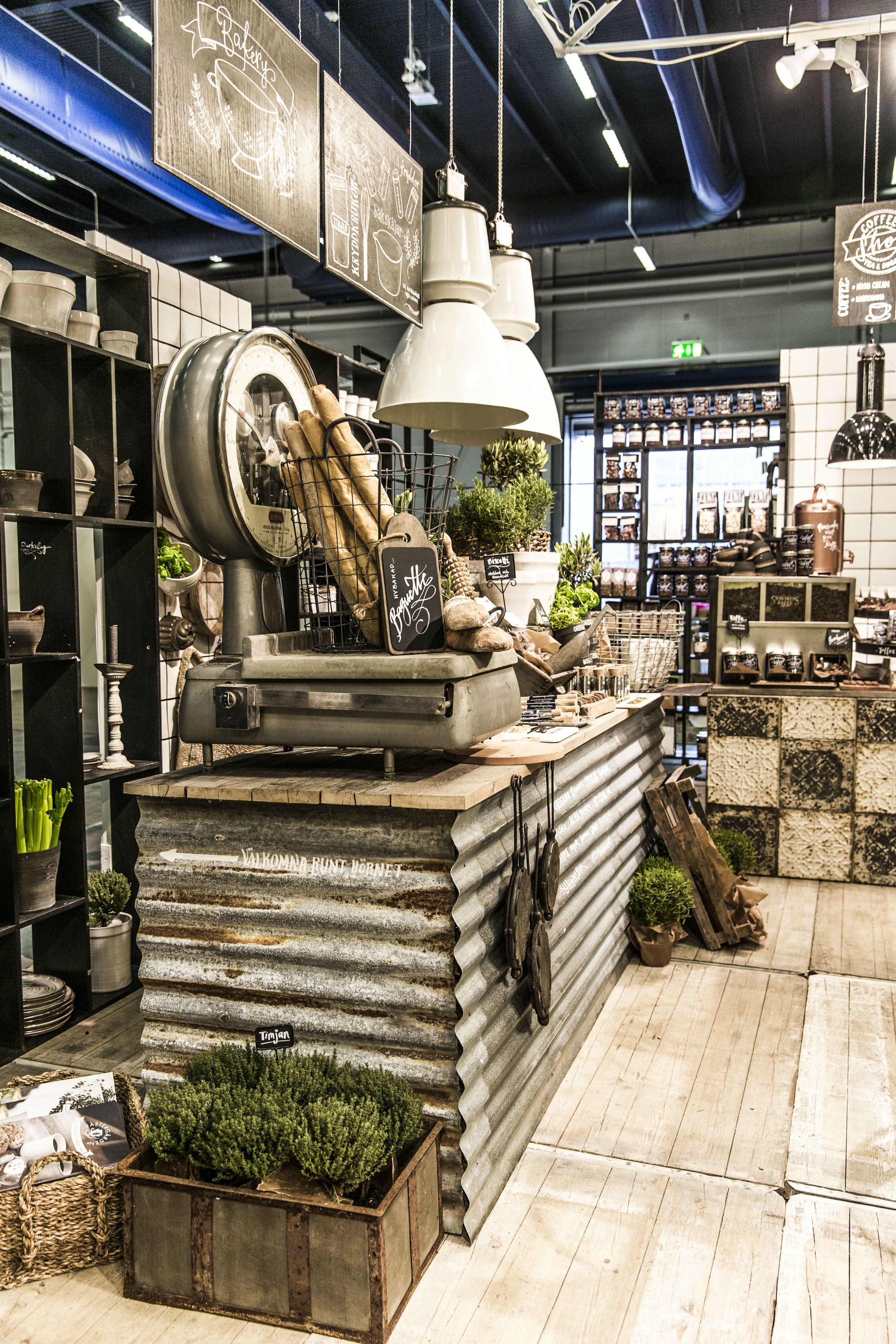 Montrar V277 Cafe I 2019 Industriell Inredning Bageri
