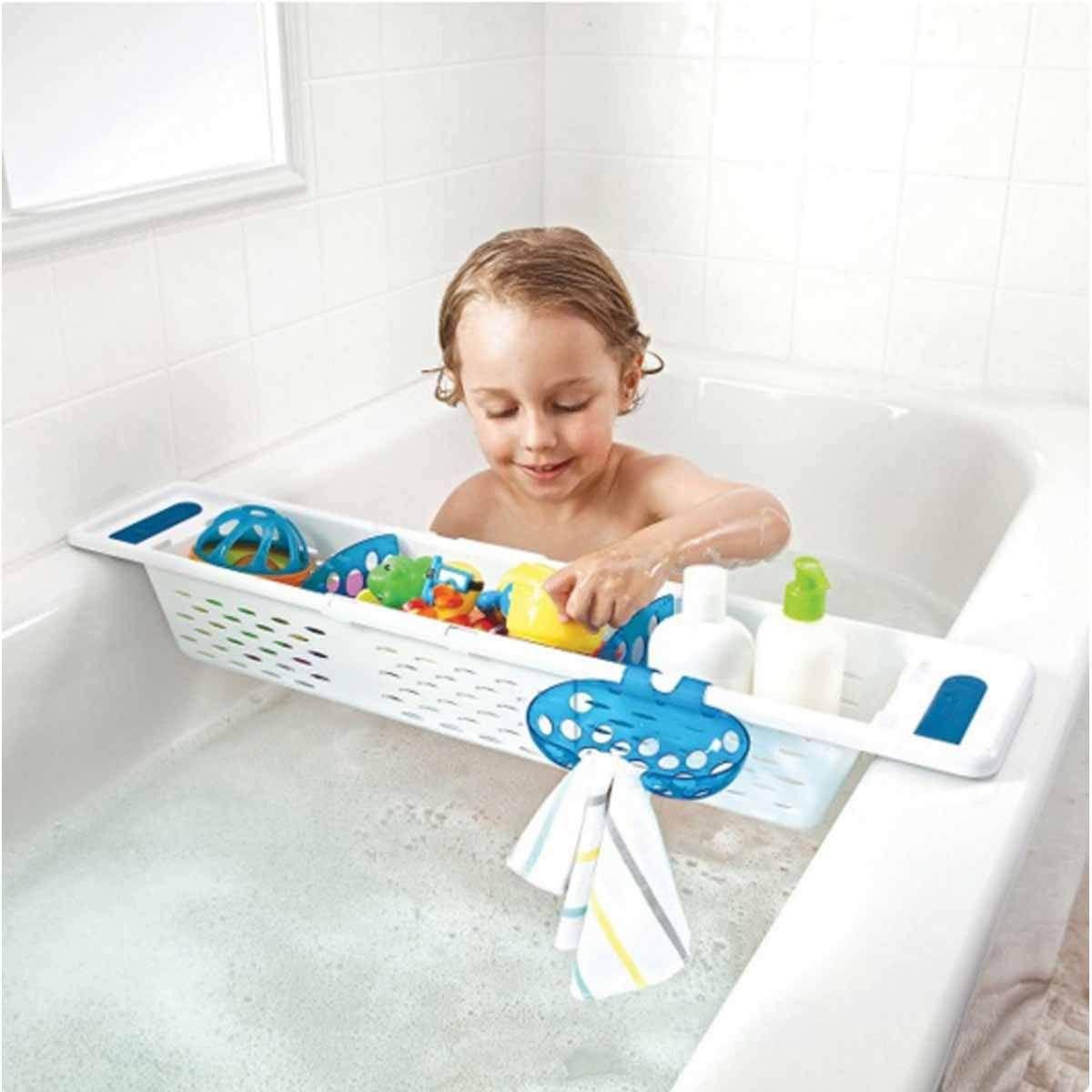 Enceinte Salle De Bain Fnac ~ Range Jouet Extensible Pour La Baignoire Munchkin Bath Time