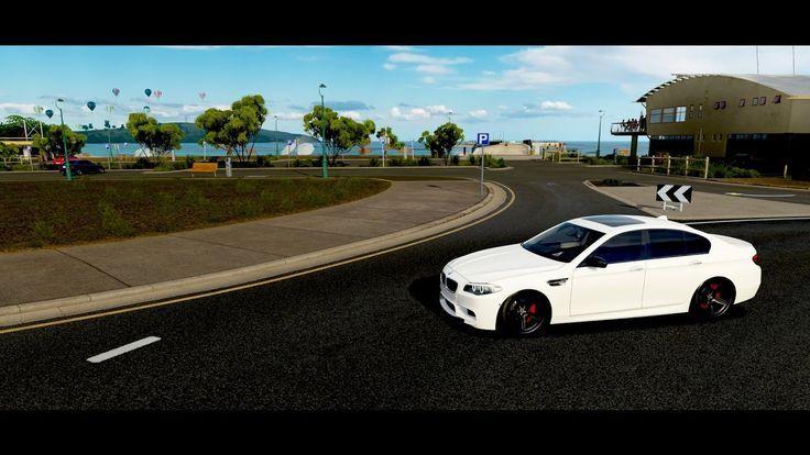 Incroyable Nice BMW: 740лс BMW M5 F10 // Forza Horizon 3 #5.