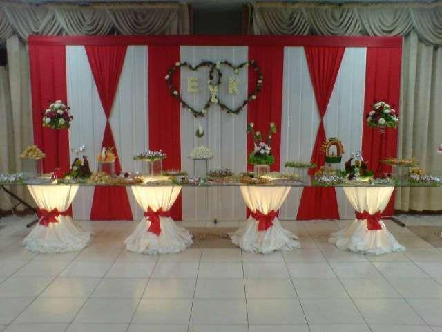 decoracion con telas para fiestas 2 telones de fondo ForDecoracion Con Telas