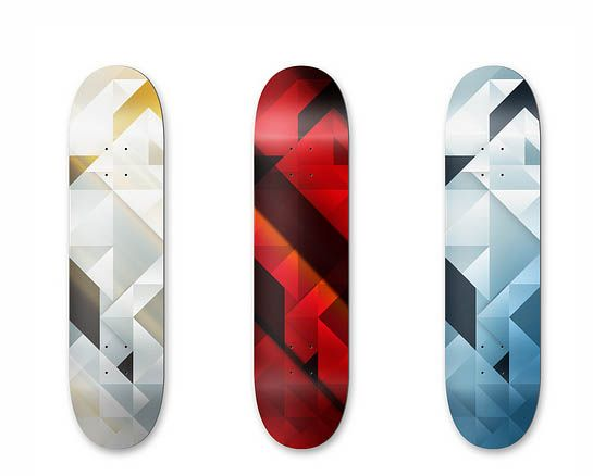 Extraordinary Skateboard Designs