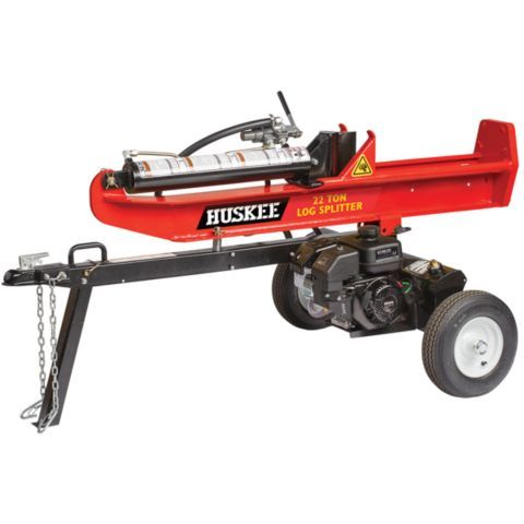 Huskee® 22-Ton Log Splitter - Tractor Supply Co    Tractors