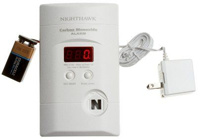 BoolPool Rating: Good (3.90 stars), Price: $26    The Kidde KN-COPP-3 Nighthawk Plug-In Carbon Monoxide Alarm with Battery backup and Digital display is an easy to install unit that provides reliable protection against the dangers of CO.    Read full summary of user reviews for Kidde KN-COPP-3 Nighthawk Plug-In Carbon Monoxide Alarm with Battery Backup and Digital Display receiving 3.90 stars from 284 reviews.