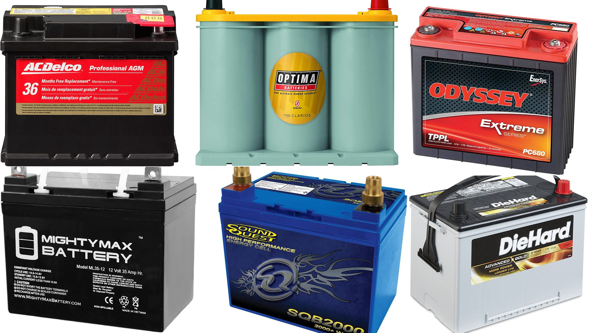 The Best Car Battery Review And Buyer S Guide Top Speed In 2020 Car Battery Car Battery Charger Car Audio Systems