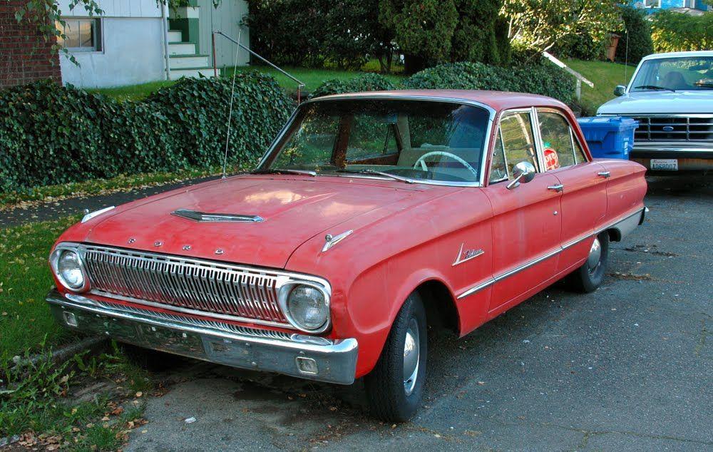 1962 Ford Falcon Ford Falcon Ford Falcon