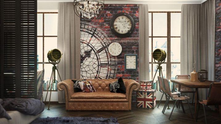 Decoration Vintage Appartement