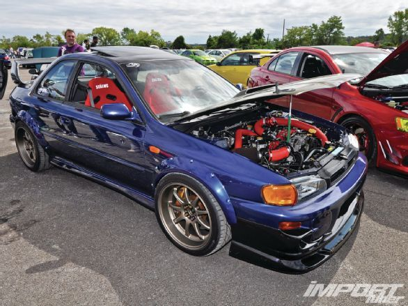 Import Alliance Is Known For Big Car Shows And Their First Northeast - Car shows north east