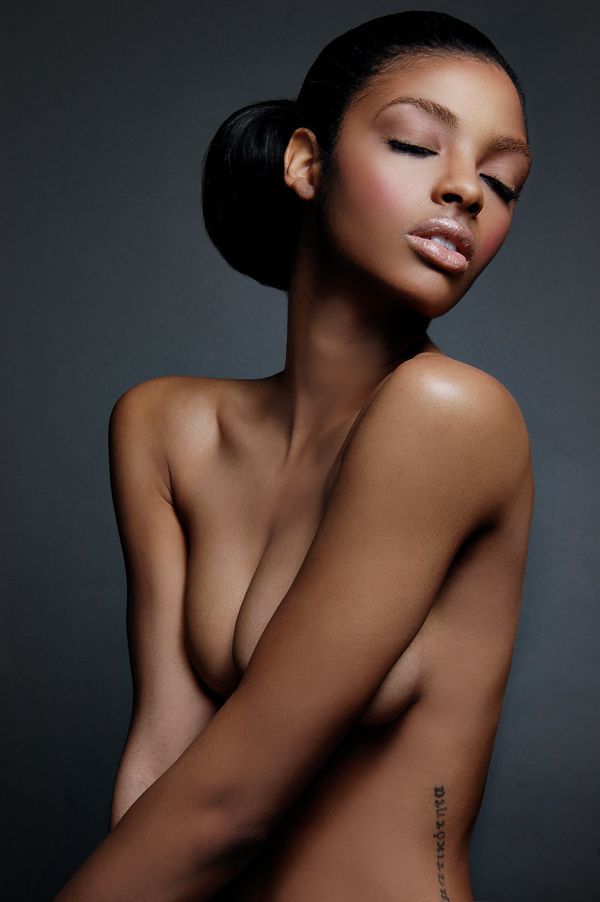 hot black girls models