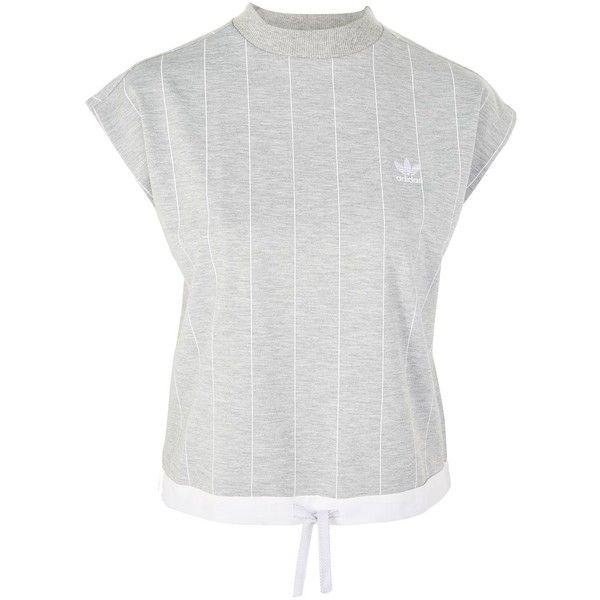 Camiseta de cuello alto a Camiseta rayas alto IDR por Adidas Originals IDR ab9eaa6 - colja.host