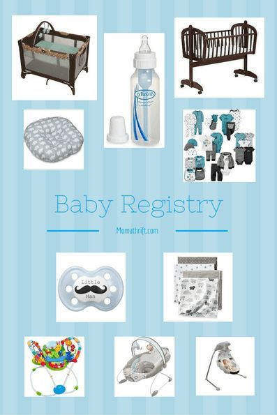 Whats on Your Baby Registry? Here's what to add   Baby ...