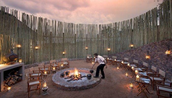 Mhondoro Game Lodge - Boma South Africa luxury lodge Buma ... on Modern Boma Ideas id=39161