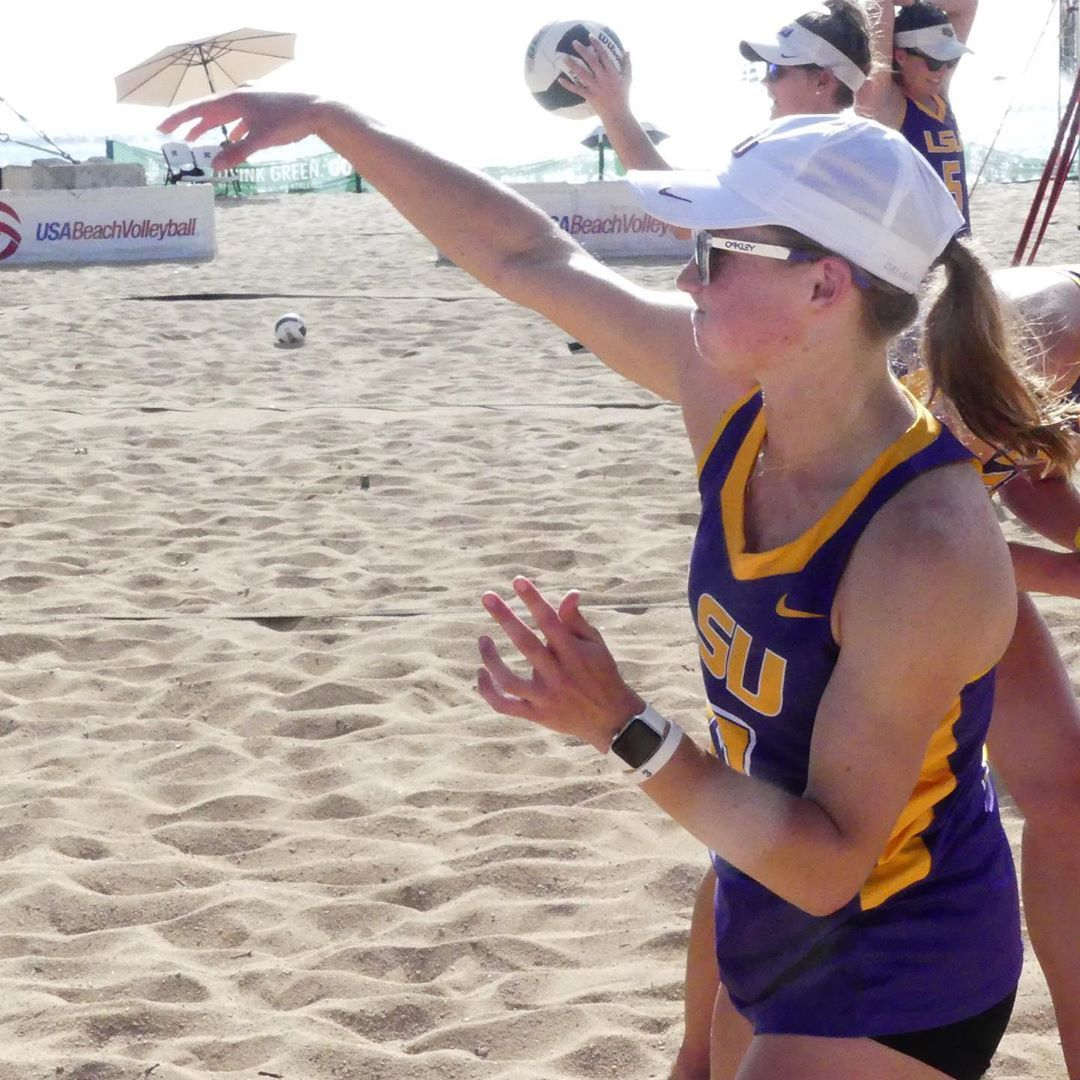 Lsu Beach Volleyball On Instagram Bring The Energy In 2020 Beach Volleyball Lsu Volleyball