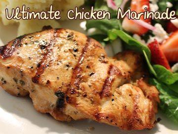 Easy meat marinade recipes