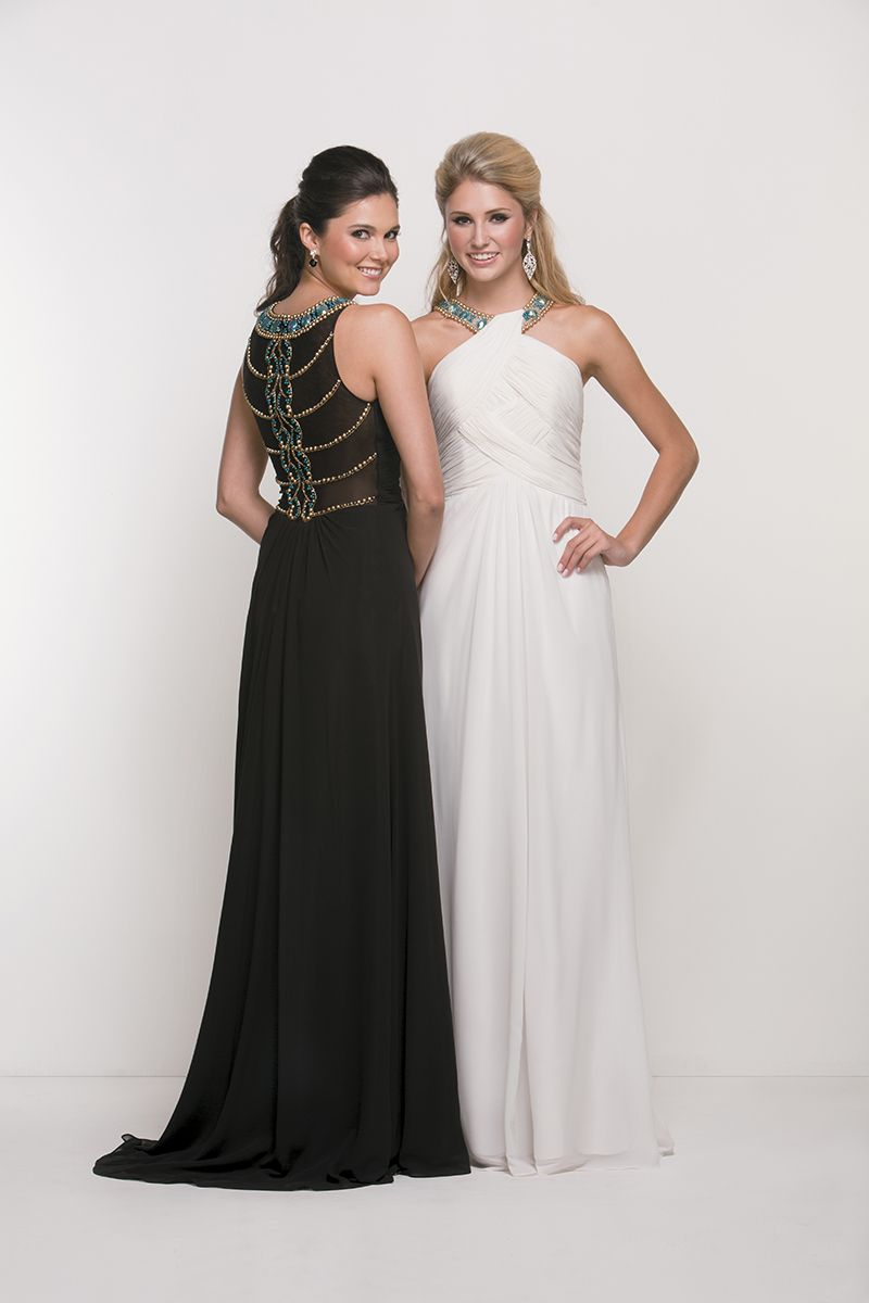 White haute kasey j w prom pinterest jasmine and prom