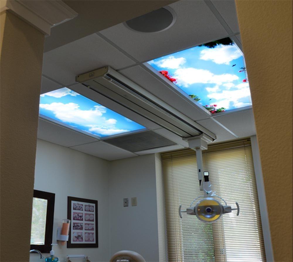 Cloud Fluorescent Light Fixtures   Kitchen lighting   Pinterest ...