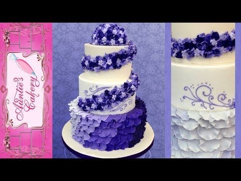 Amazing Cakes Decorating Techniques 2017 Most Satisfying Cake Style Video CakeDecorating 34