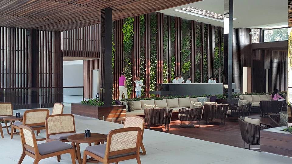 Pin by nouf alrashed on BOUTIQUE HOTEL Tropical interior