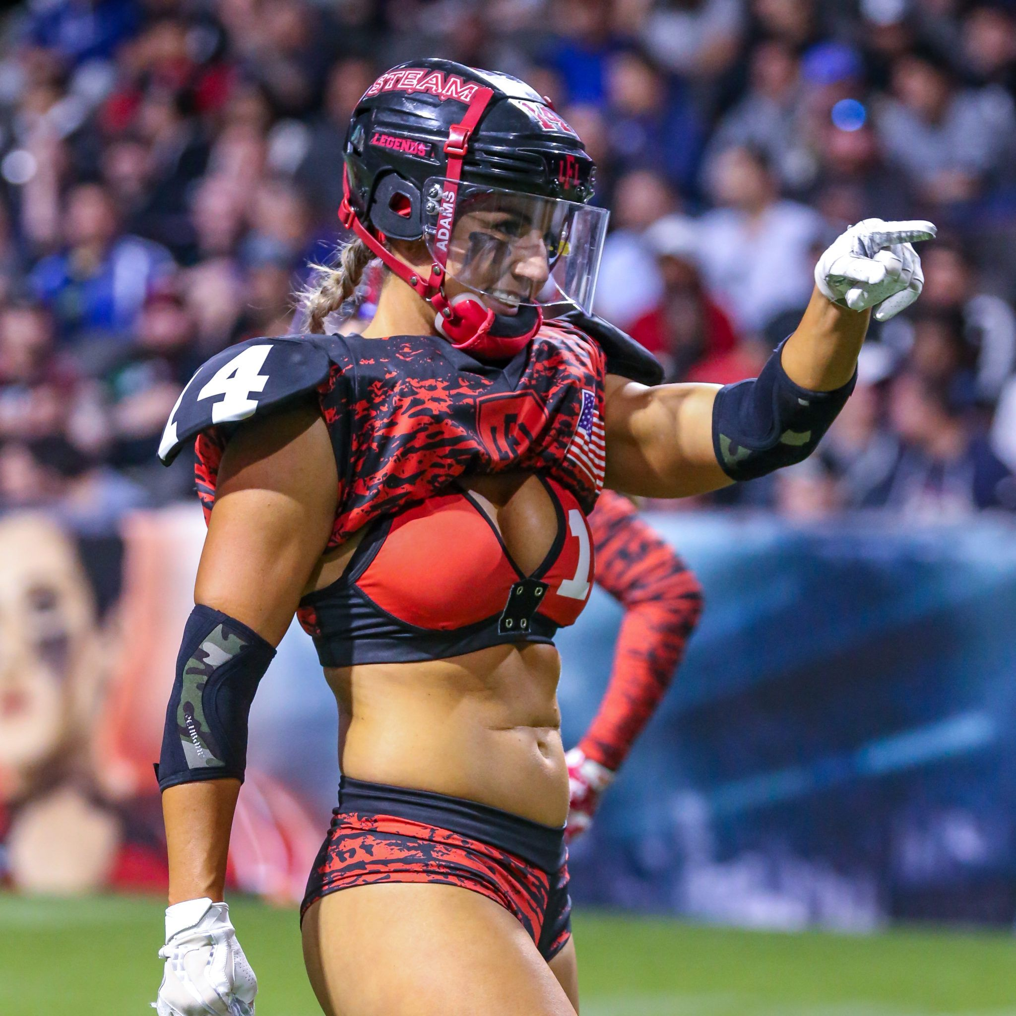 Pin On Legends Football League