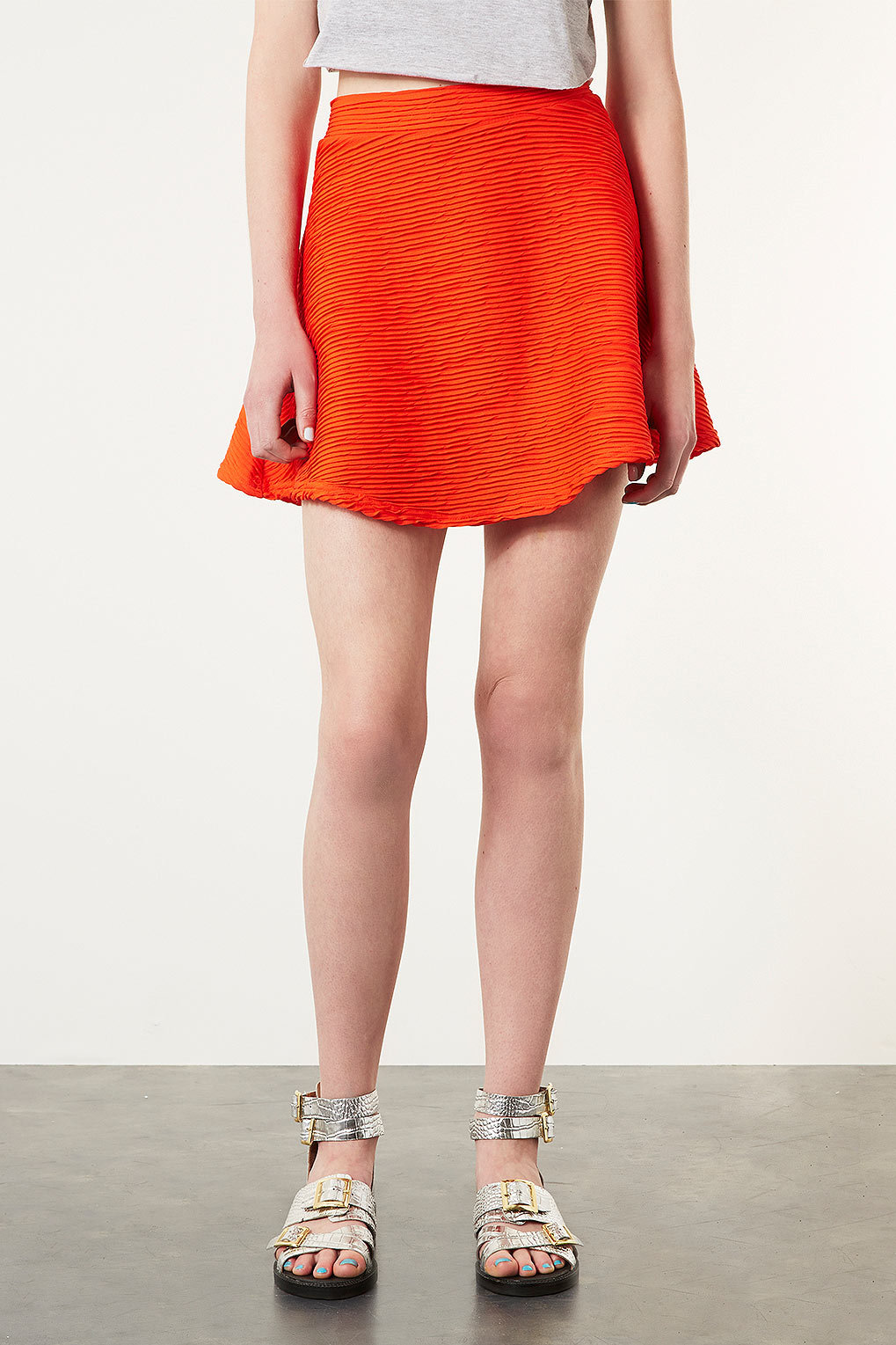#Topshop                  #Skirt                    #Orange #Ottoman #Skater #Skirt #Skirts #Clothing #Topshop                    Orange Ottoman Skater Skirt - Skirts - Clothing - Topshop USA                                           http://www.seapai.com/product.aspx?PID=356660