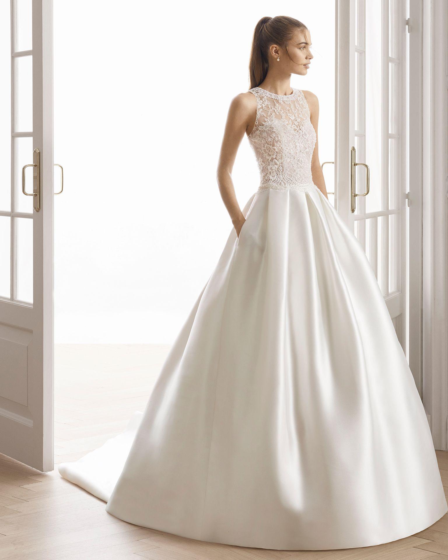 Vestidos de novia 2019 aire barcelona