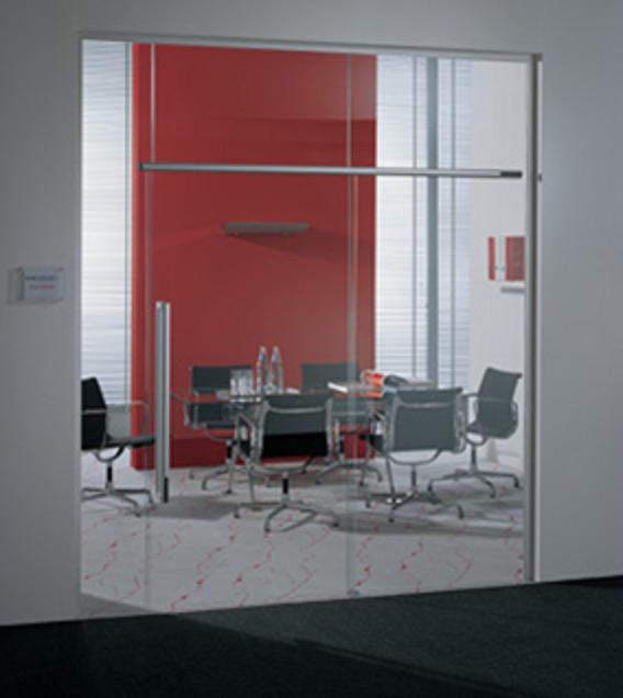 Dorma Interior Glass Door Systems Beyond Sliding Application Www