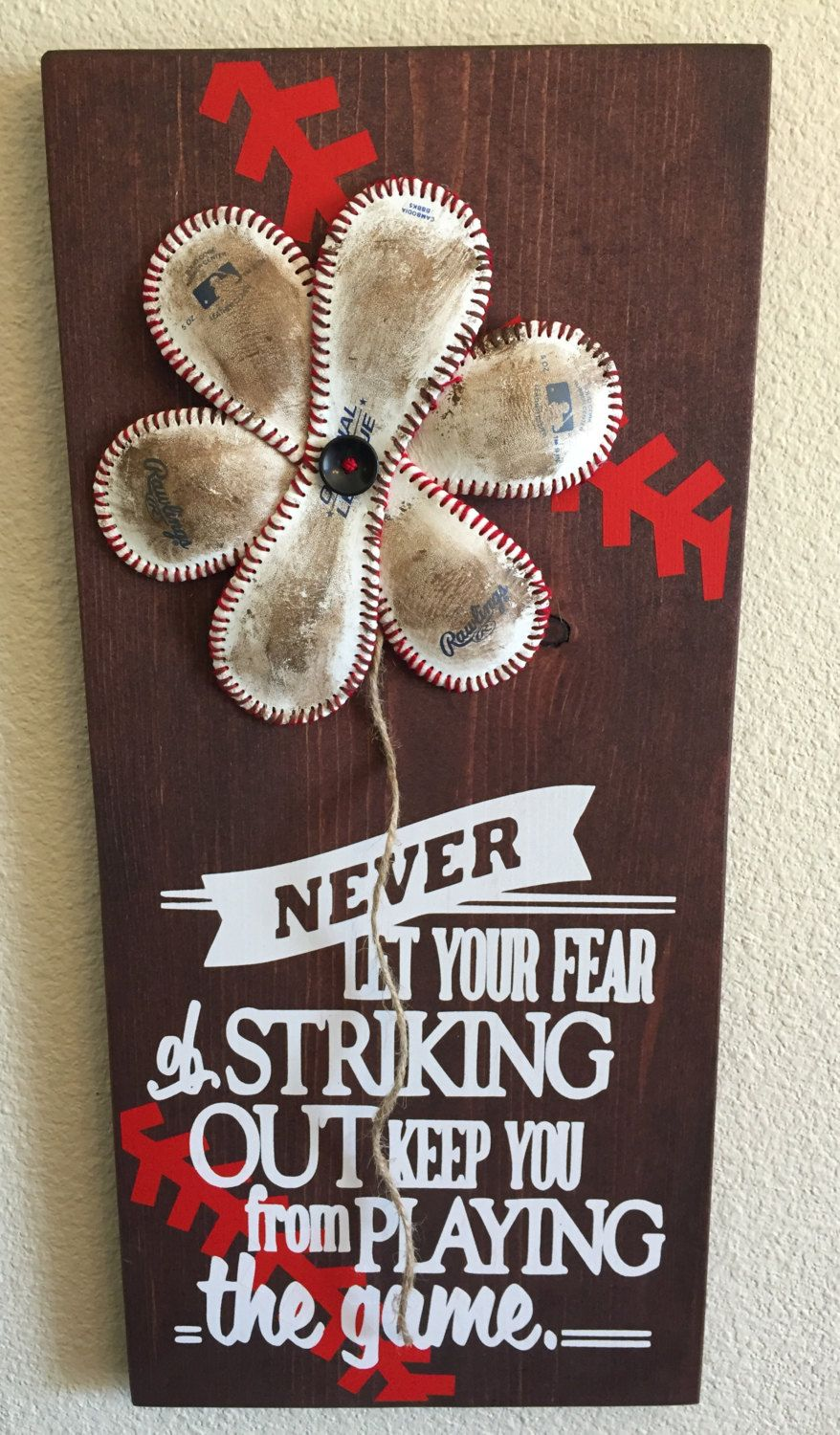 Never Let Your Fear of Striking Out Keep You From Playing