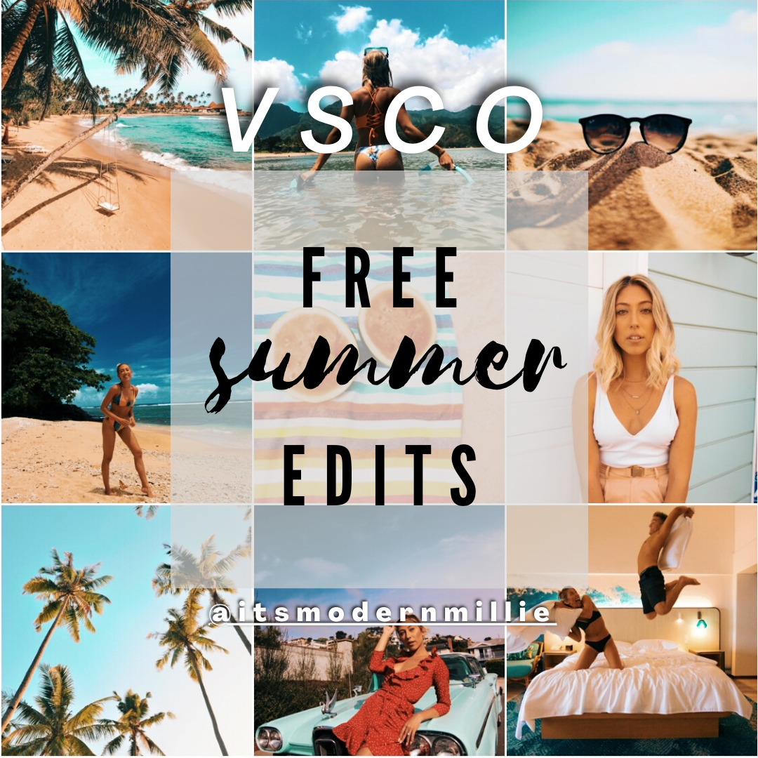 Vsco filters free download