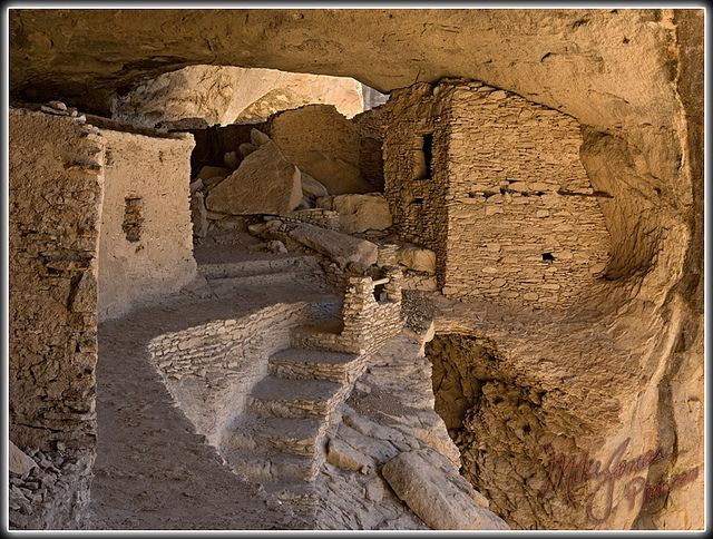 Gila Cliff Dwellings Cliff Dwelings Mexico Places To