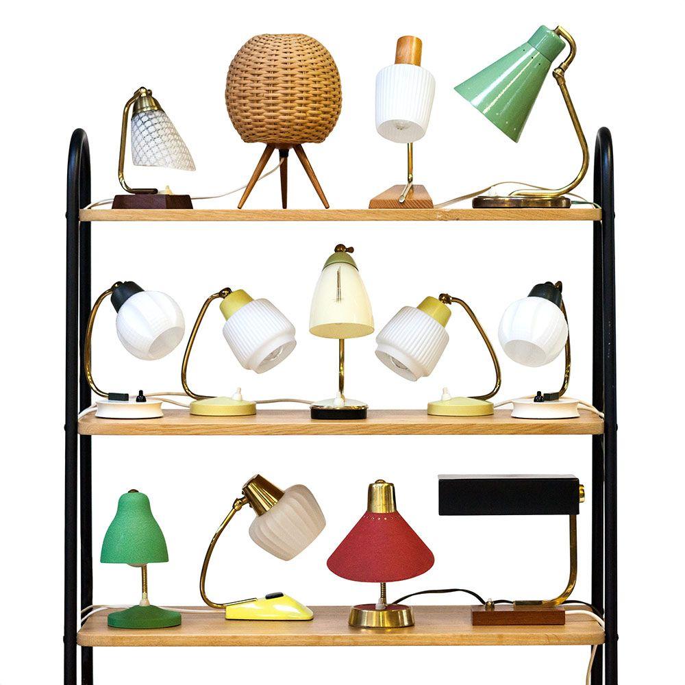 rienacirer vintage lampe luminaire. Black Bedroom Furniture Sets. Home Design Ideas