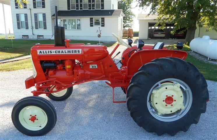AC Allis Chalmers D12 Series III tractor for sale | Allis ...