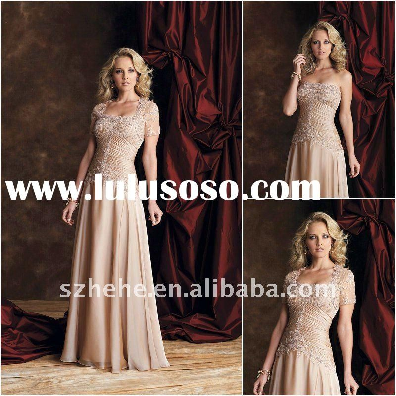 The Mother of Bride Dresses Lace Fall