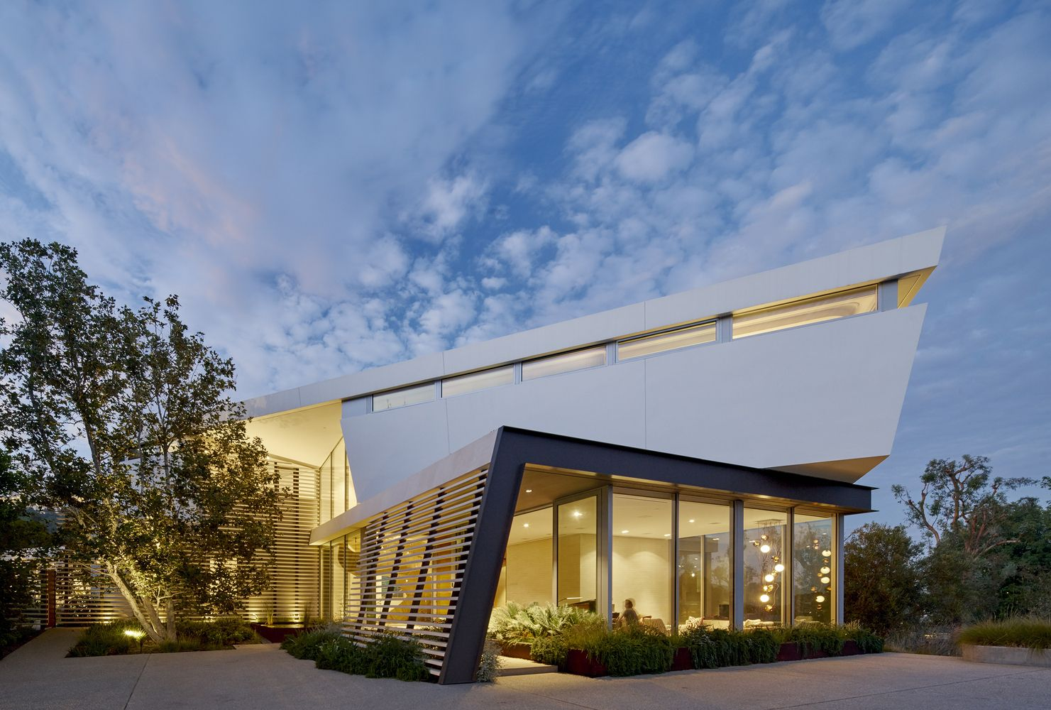 Top Residential Architects Gallery Of Tree Top Residence  Belzberg Architects  2  Trees