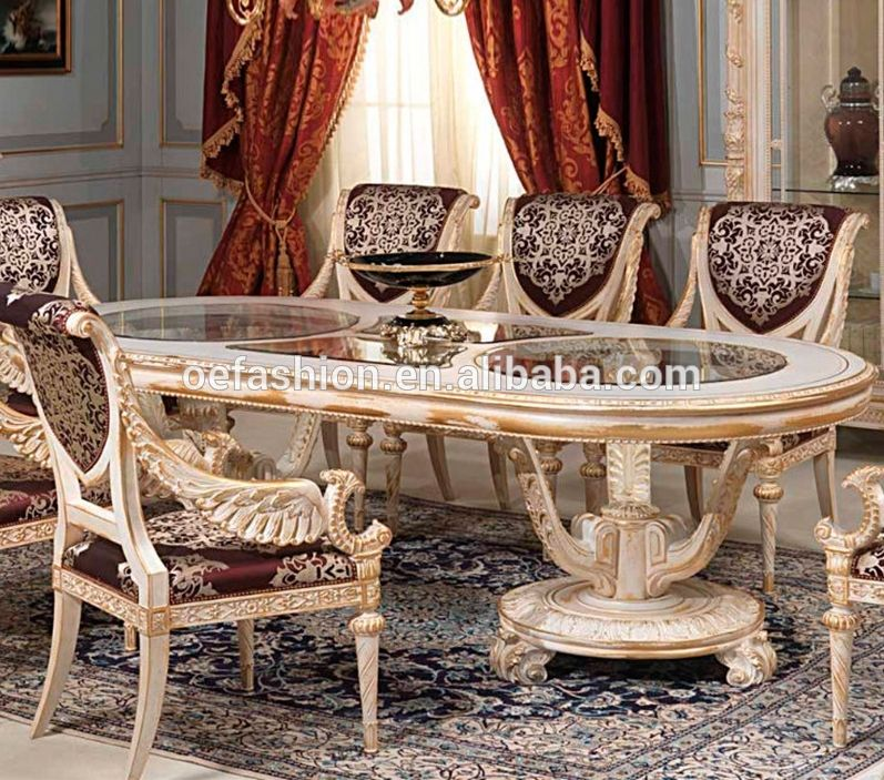 16++ Solid wood oval dining table and chairs Various Types