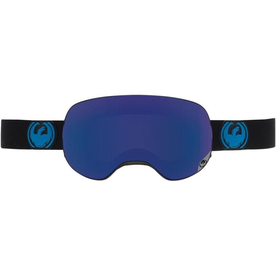 Dragon X2s Goggles Jet Dark Smoke Blue Yellow Red Ion