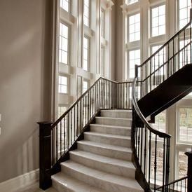 Best Traditional Staircase By Deluxe Stair Railing Ltd 400 x 300