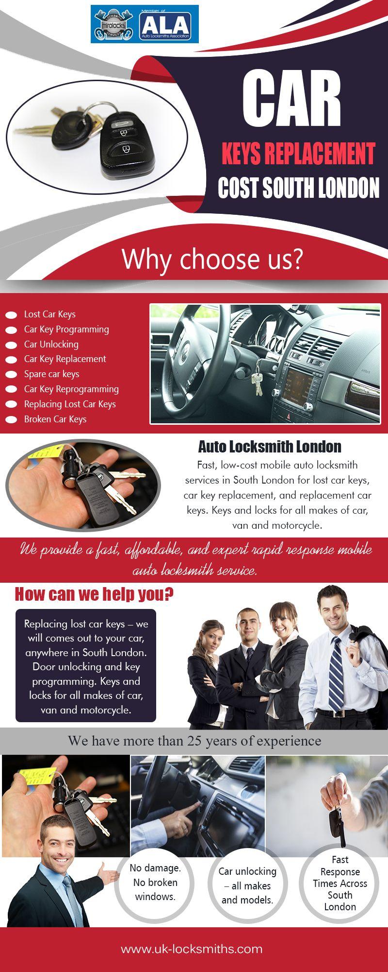 Car Keys Replacement Cost South London Call 07462 327 027 Uk Locksmiths Com Car Key Replacement Key Replacement Car Key Programming