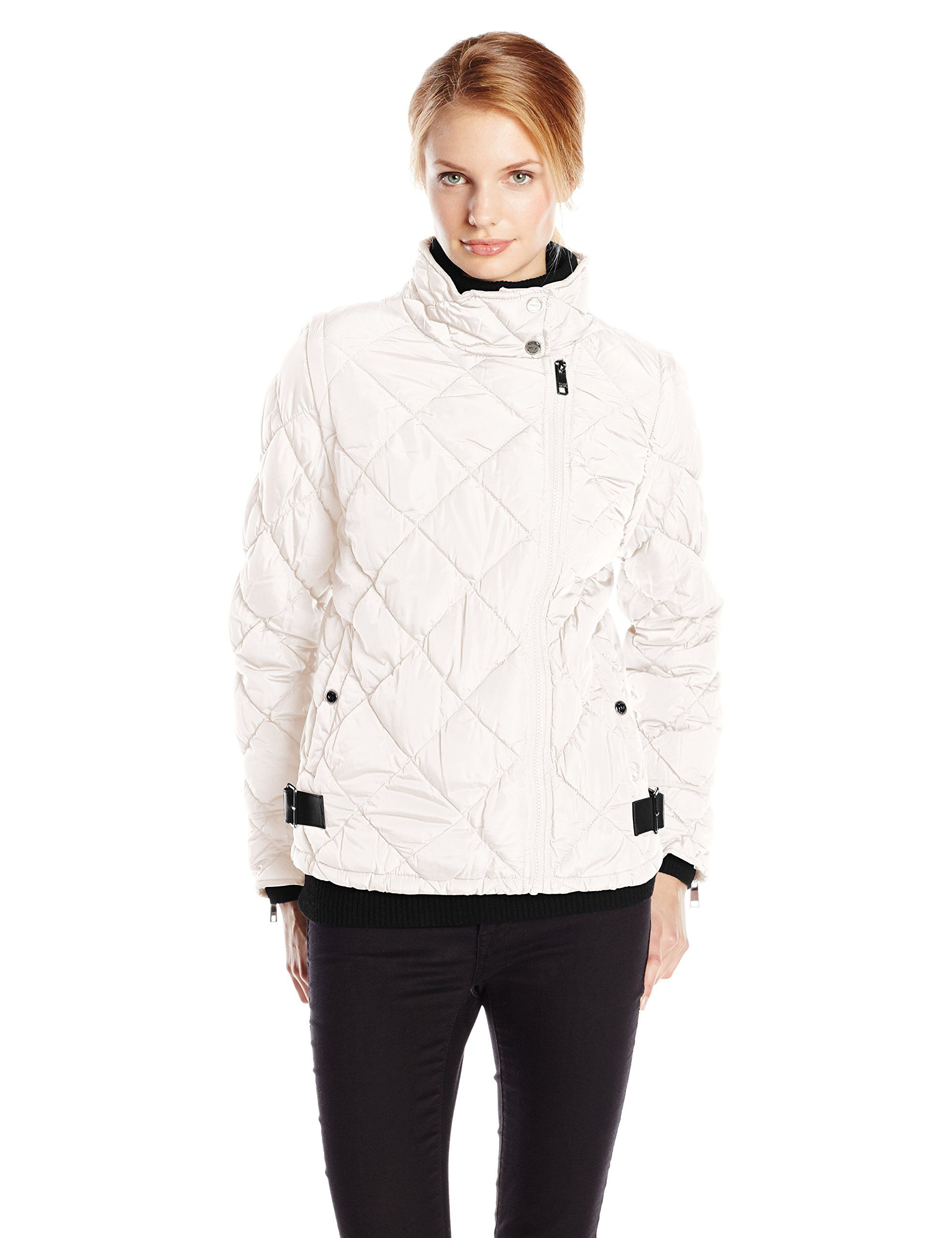 Marc New York Performance Women S Assym Puffer Jacket With Zip Off Sleeves Ivory X Small Coats Jackets Women Jackets Marc New York [ 2560 x 1969 Pixel ]