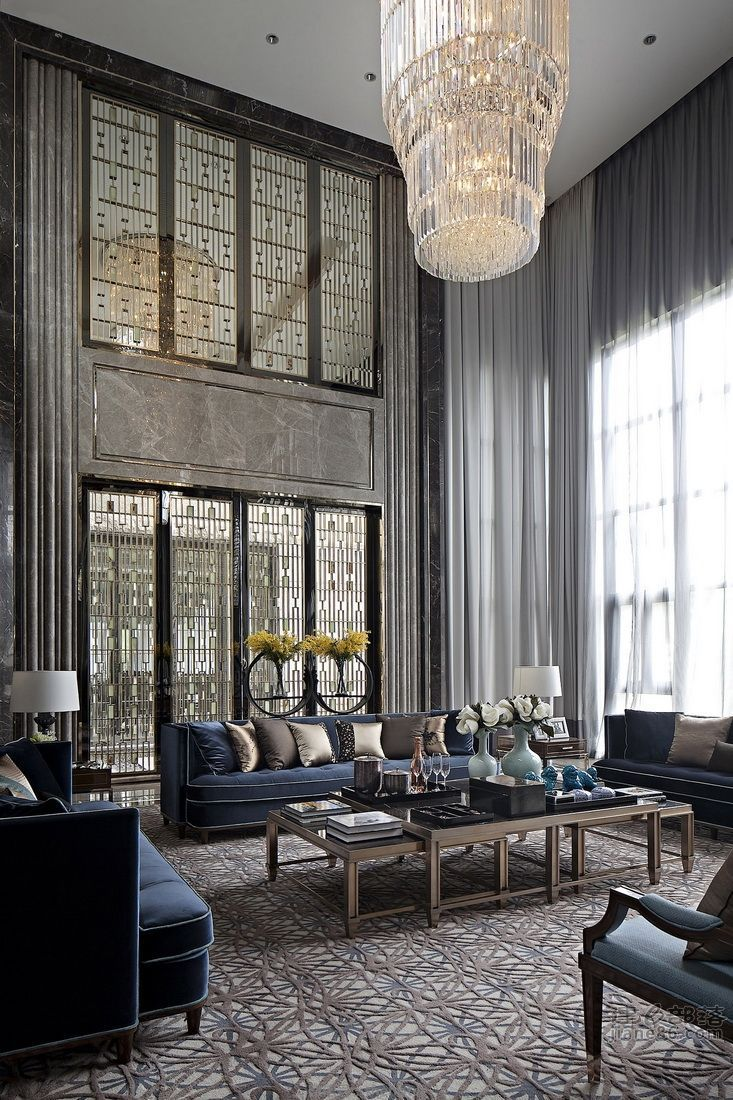 luxury living room curtains design ideas | Interior ideas for the passionate designers and luxury ...