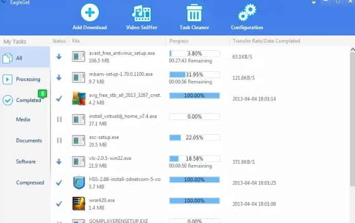 Top 9 Best Download Managers for Windows 10 in 2020 [Free